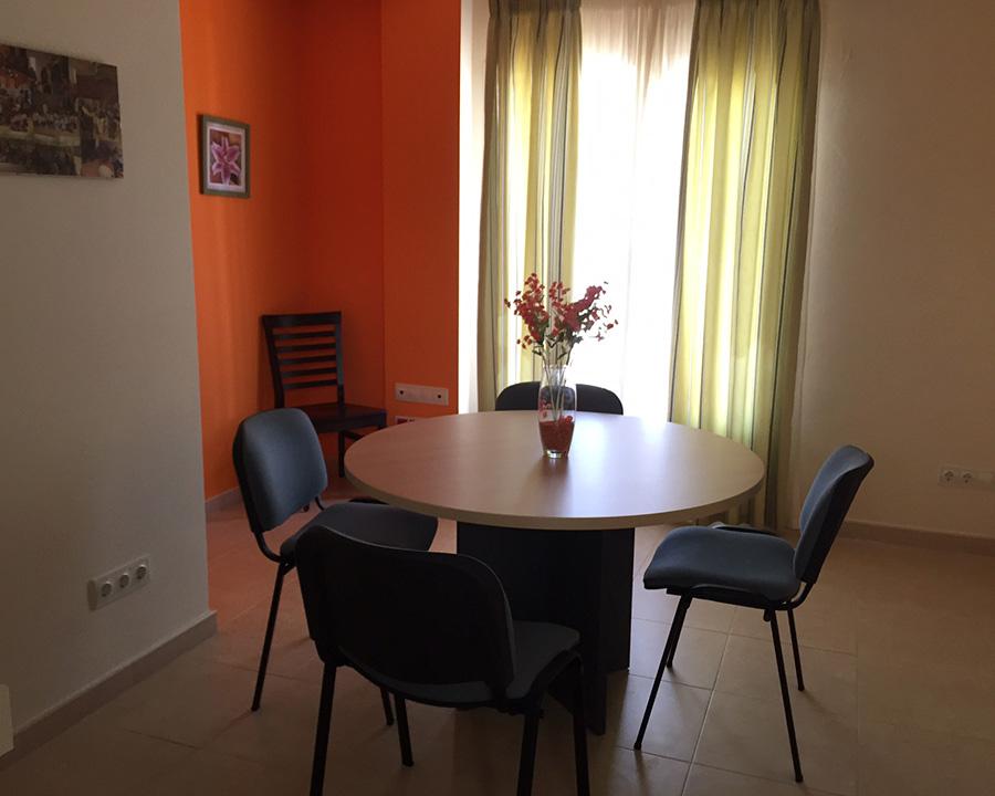 sala de estar residencia