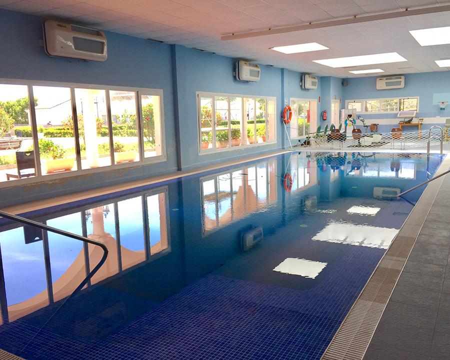 piscina residencia