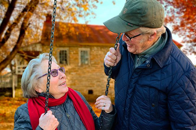 Consejos para proteger del frío a los ancianos