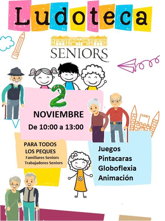 Ludoteca Seniors