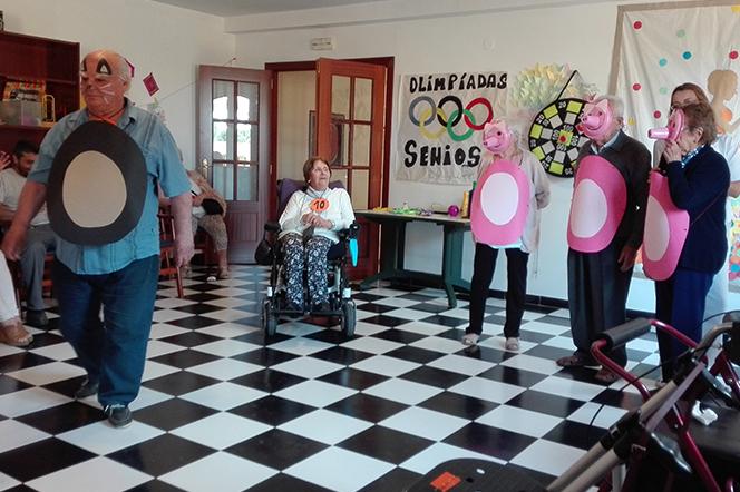 Actividades de Seniors Benalmádena