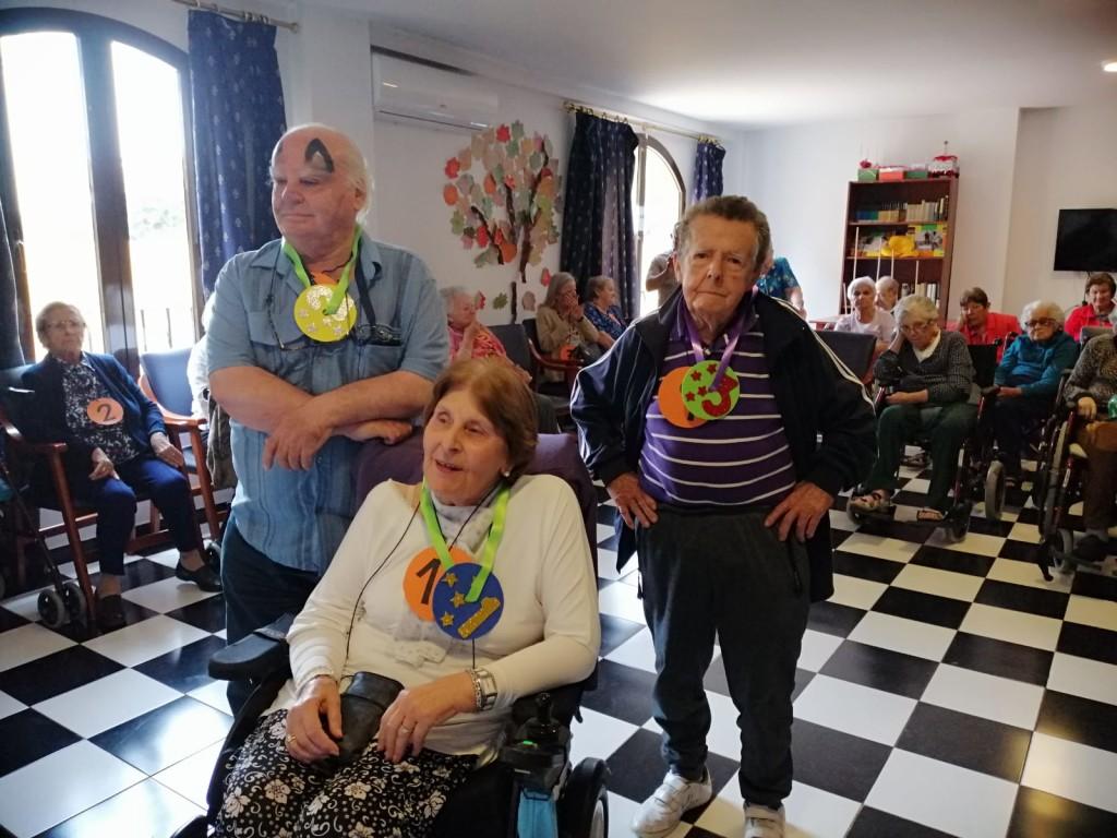 preolimpiadas Seniors Benalmádena