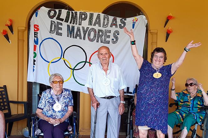 Olimpiadas para Mayores Seniors