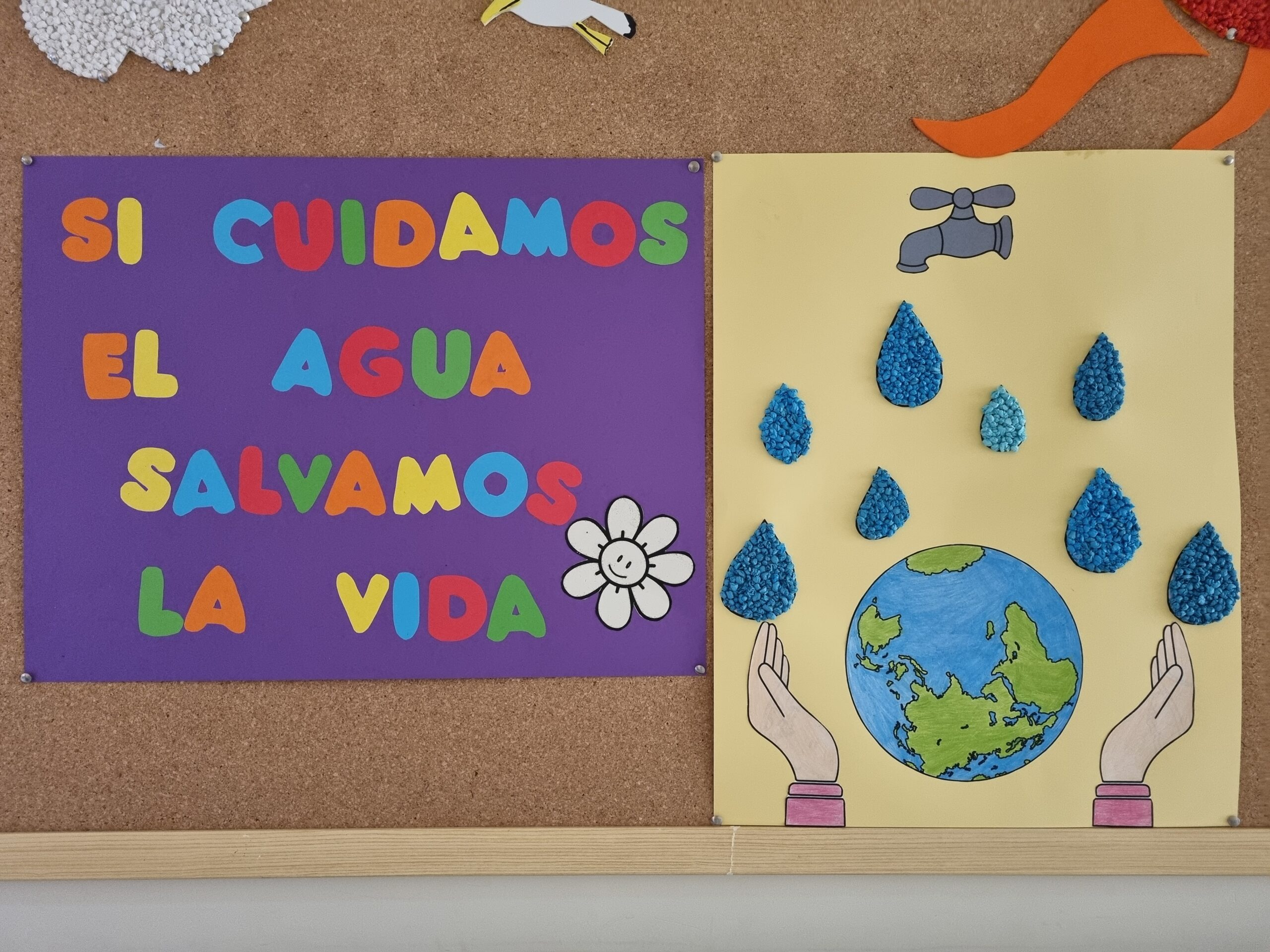 Campaña de concienciación del uso del agua