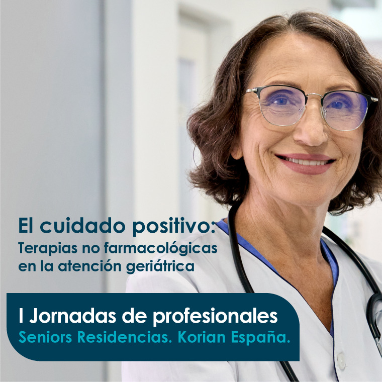 I Jornadas de Profesionales en Seniors Residencias.